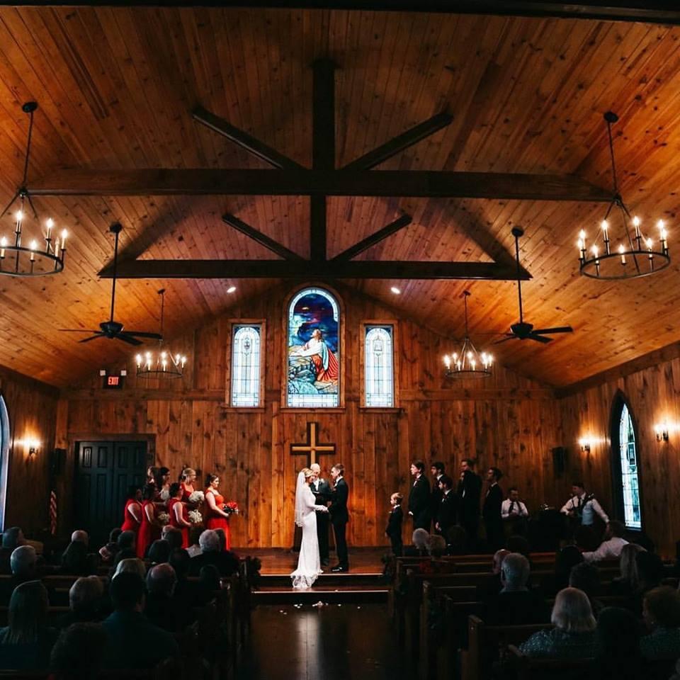 The Inside Chapel